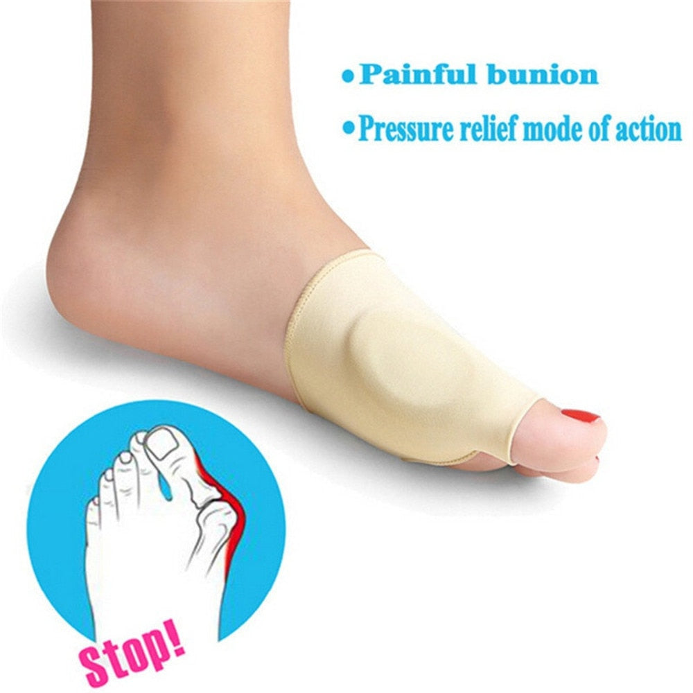 Pain Relief Straighten Bent Toes