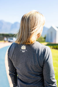 VAL DE VIE ATHLETES ACADEMY LADIES LONG SLEEVE T-SHIRT