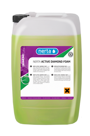 Nerta Active Diamond Truck and Machinery Wash 5L/ 25L/200L