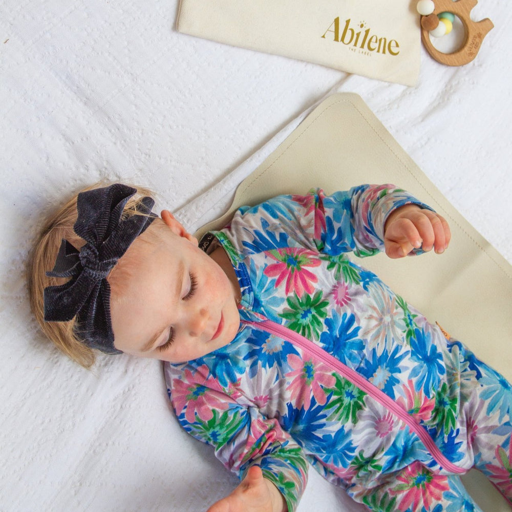 Abilene The Label - Piccolo Playmat Crema