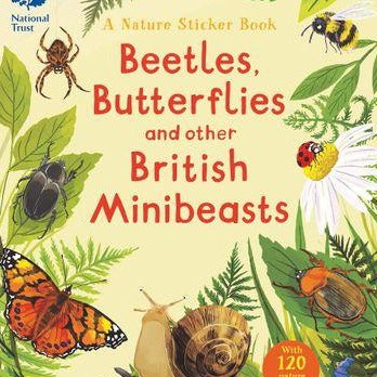 Beetles, Butterflies and other Minibeasts (NT)