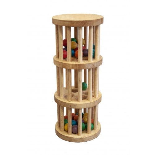 Qtoys - Wooden Rain Maker
