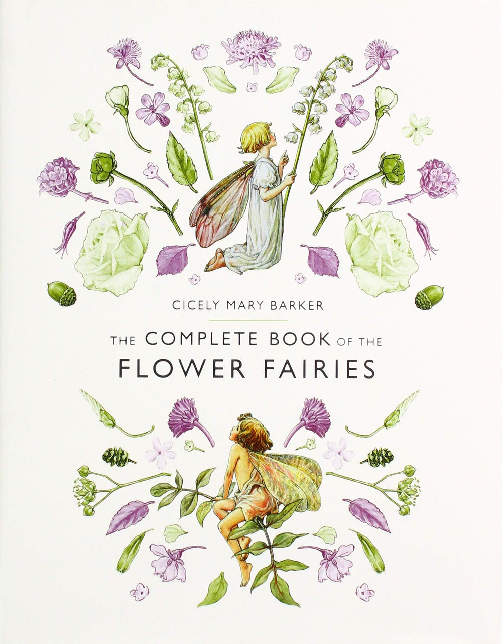 The Complete Book of Flower Faries