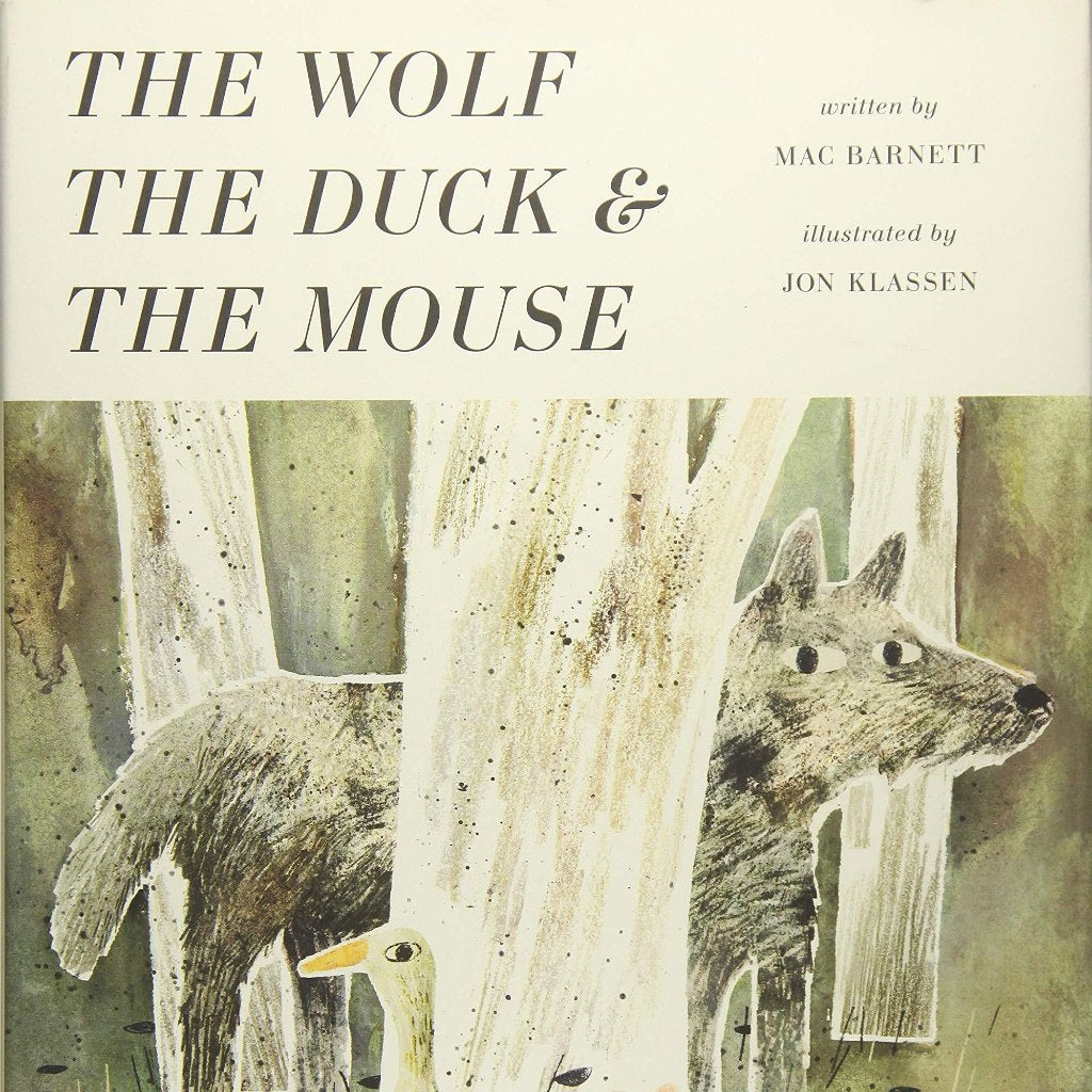The Wolf the Duck and the Mouse