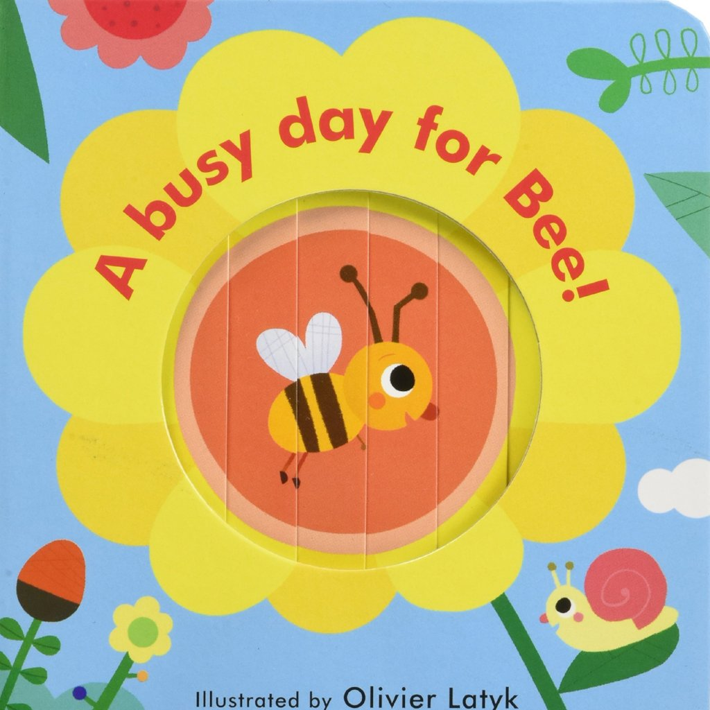 Little Faces: A Busy Day for Bee