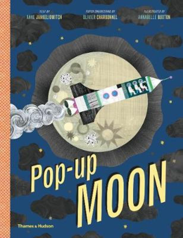 Pop Up Moon - A Pop Up About Our Moon