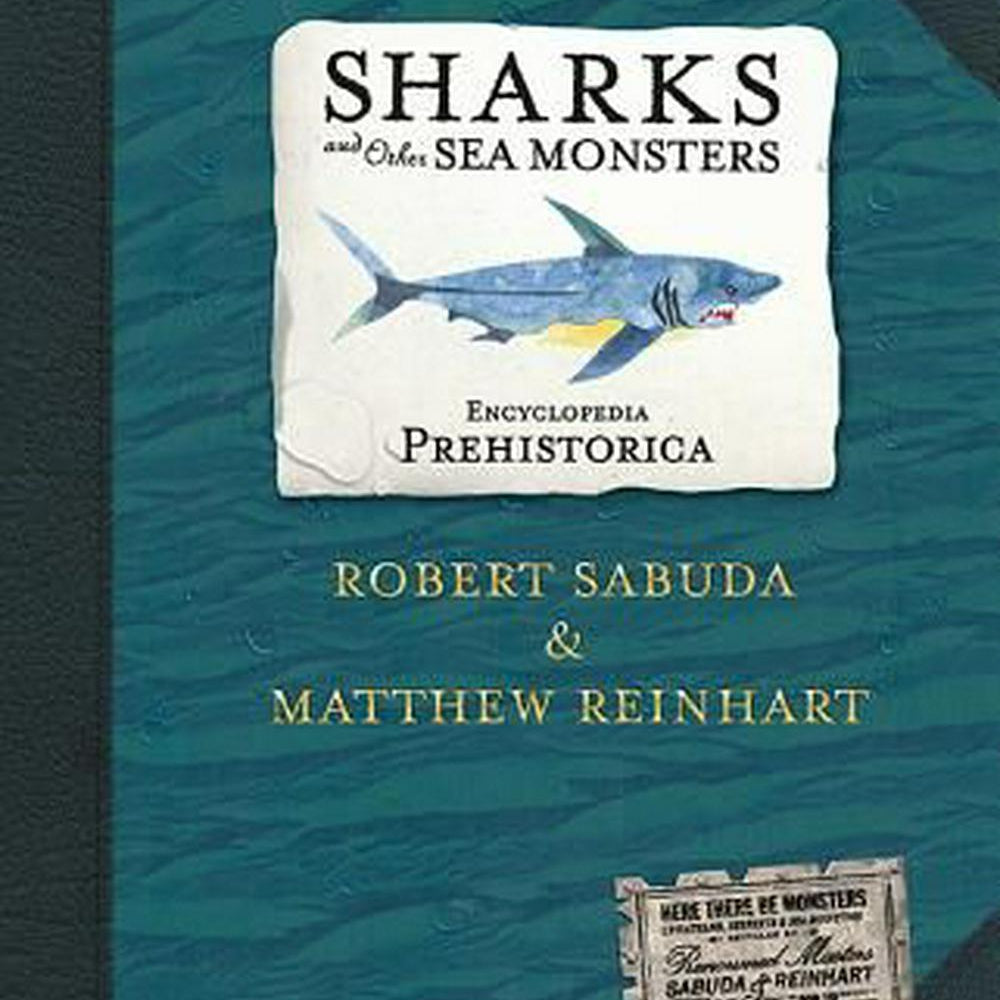 Sharks and Other Sea Monsters - Pop Up