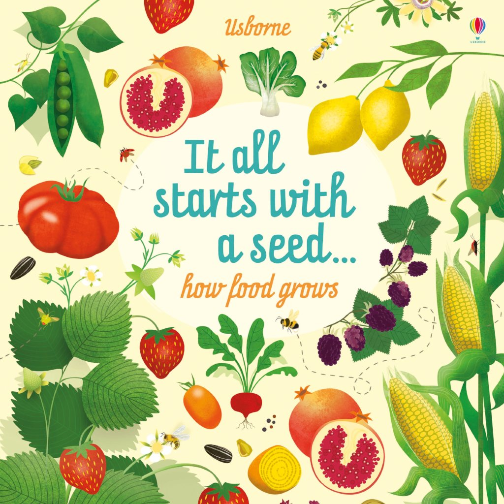 It All Starts With A Seed.... How Food Grows
