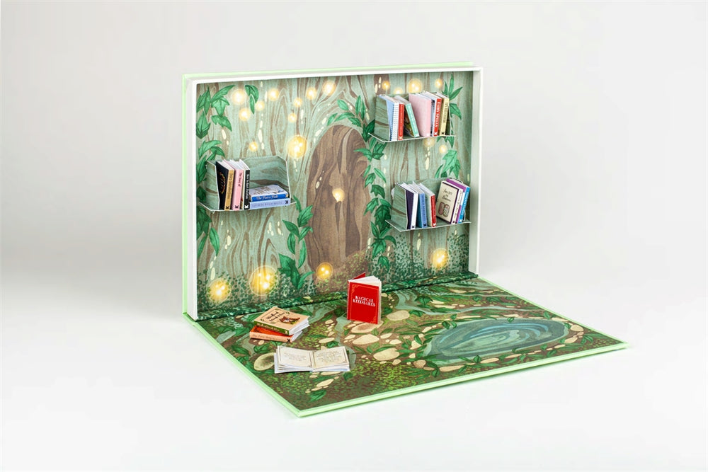 My Fairy Library  Make a Magical World of Miniature Books