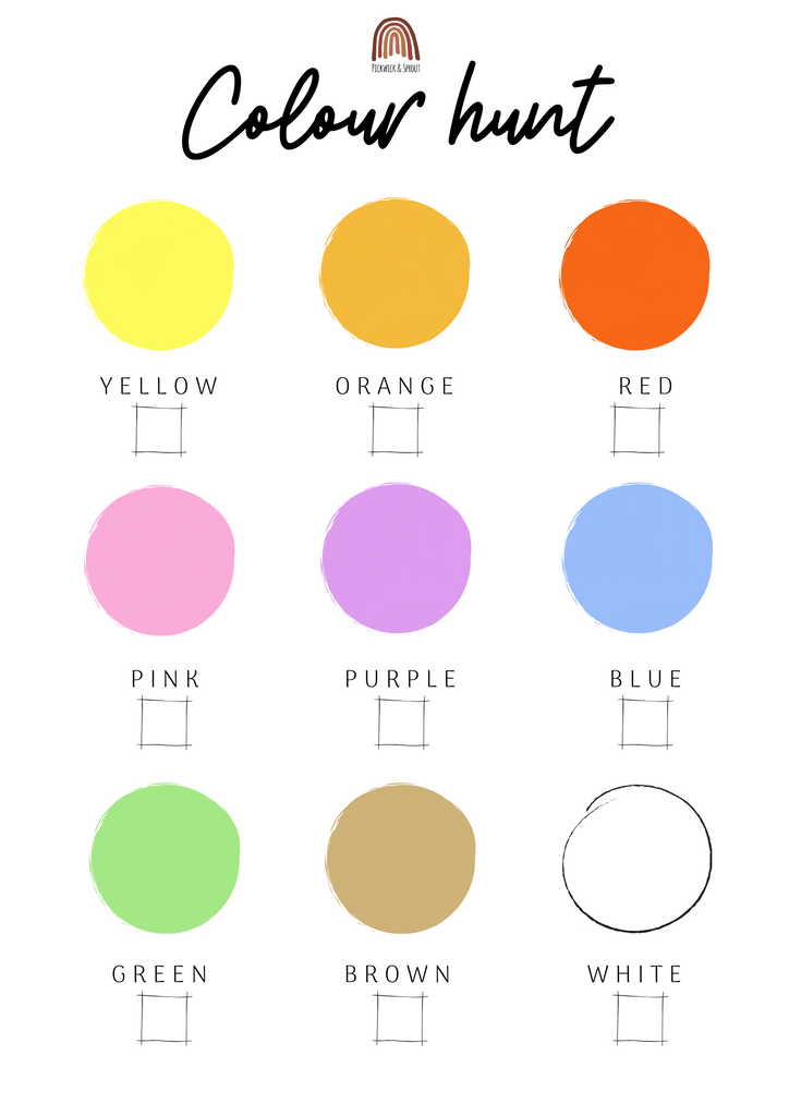 Colour Hunt - Free Download