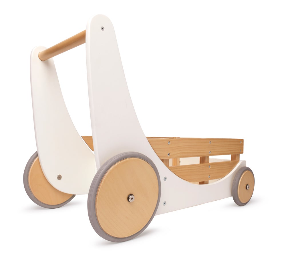 Kinderfeets - Cargo Walker White