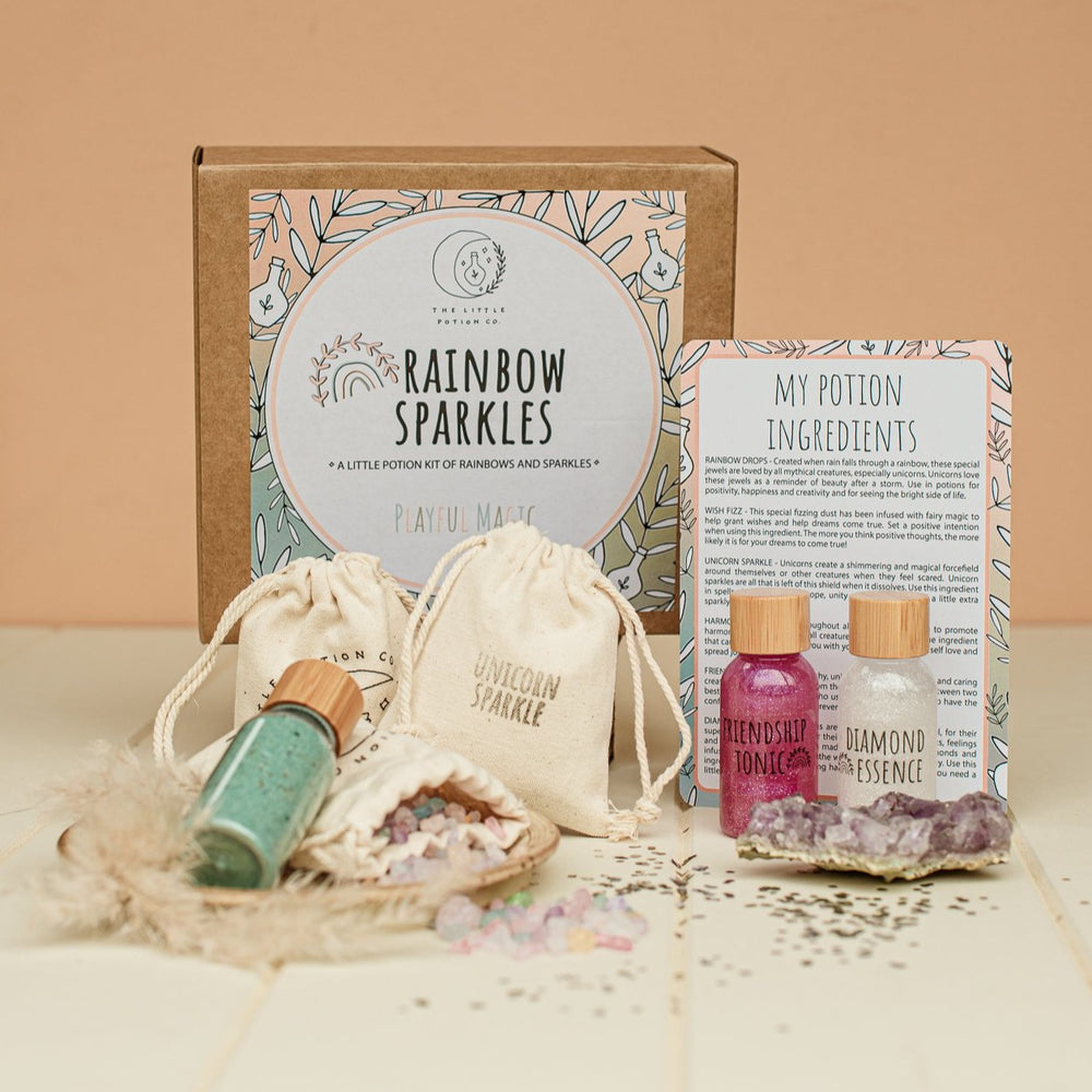 The LIttle Potion Co - Rainbow Sparkles Potion Kit