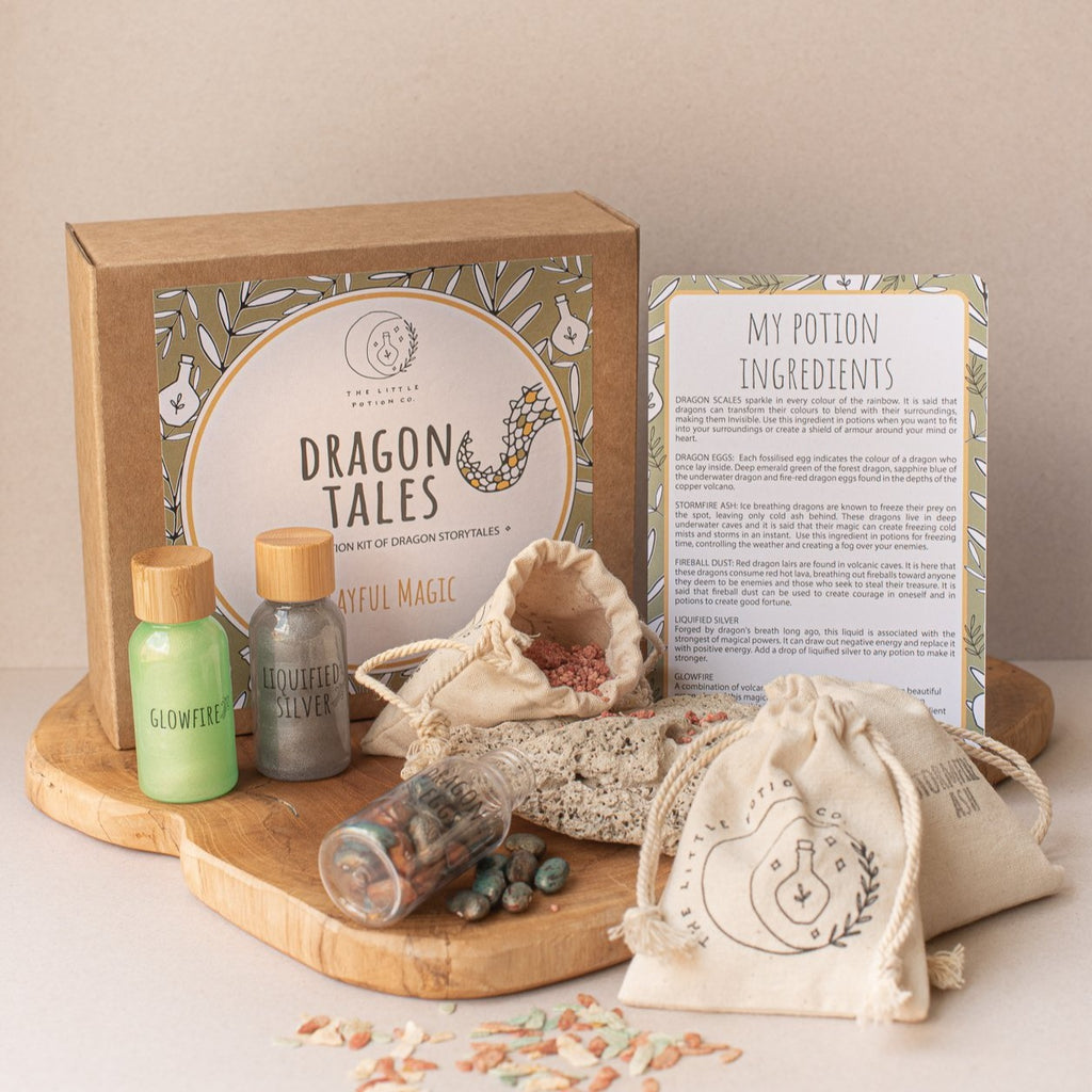 The LIttle Potion Co - Dragon Tales Potion Kit
