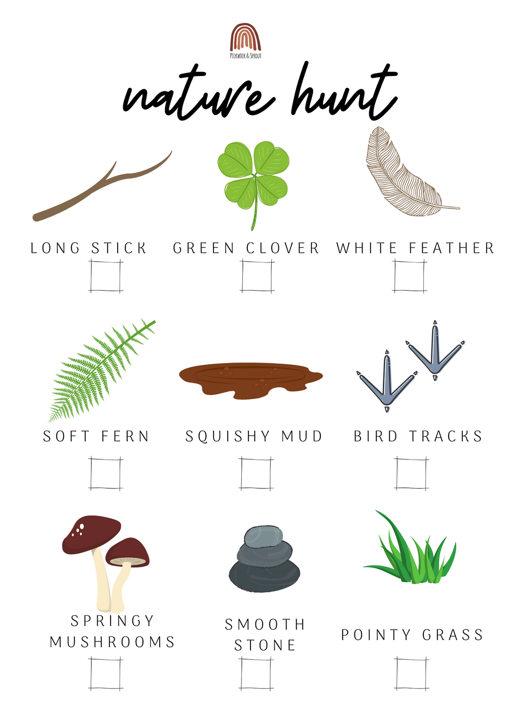 Nature Hunt - Free Download