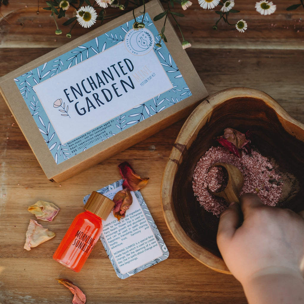Little Potion Co - Enchanted Garden Mini Kit