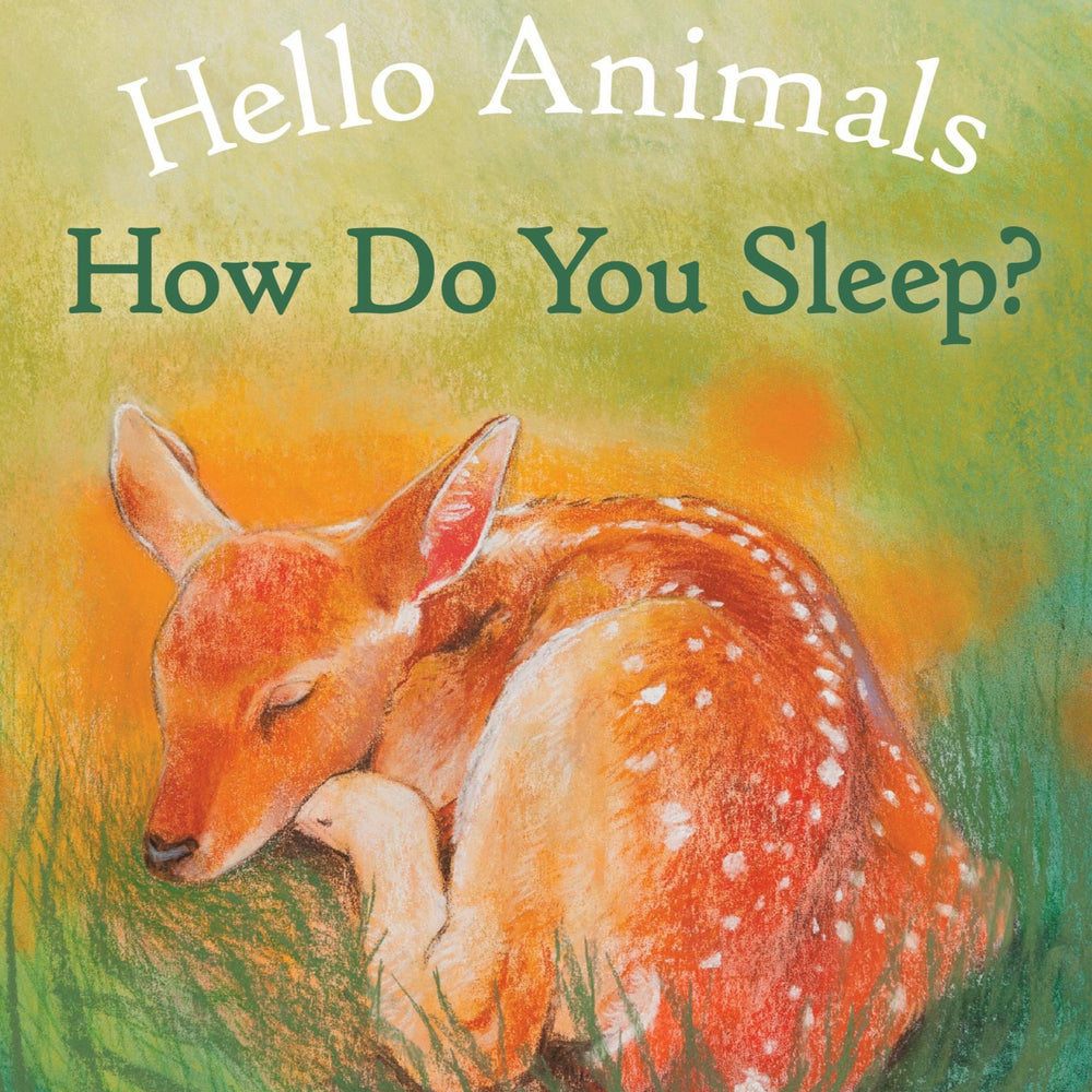 Hello Animals - How Do You Sleep