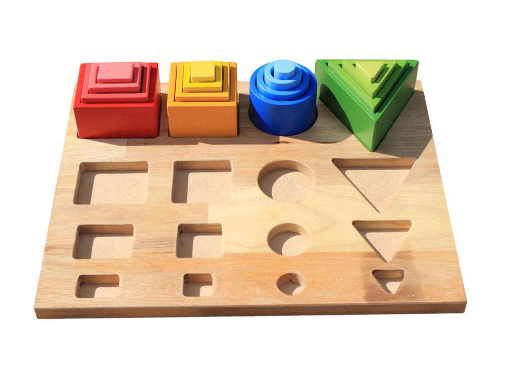 Nesting & Sorting Puzzle