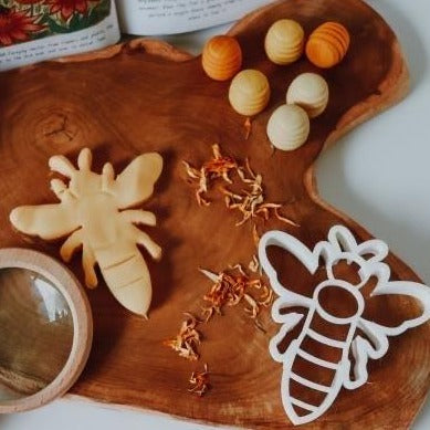Beadie Bug Dough Cutter - Bee