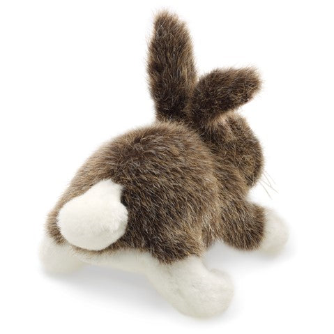 Folkmanis Finger Puppet - Mini Cottontail Rabbit