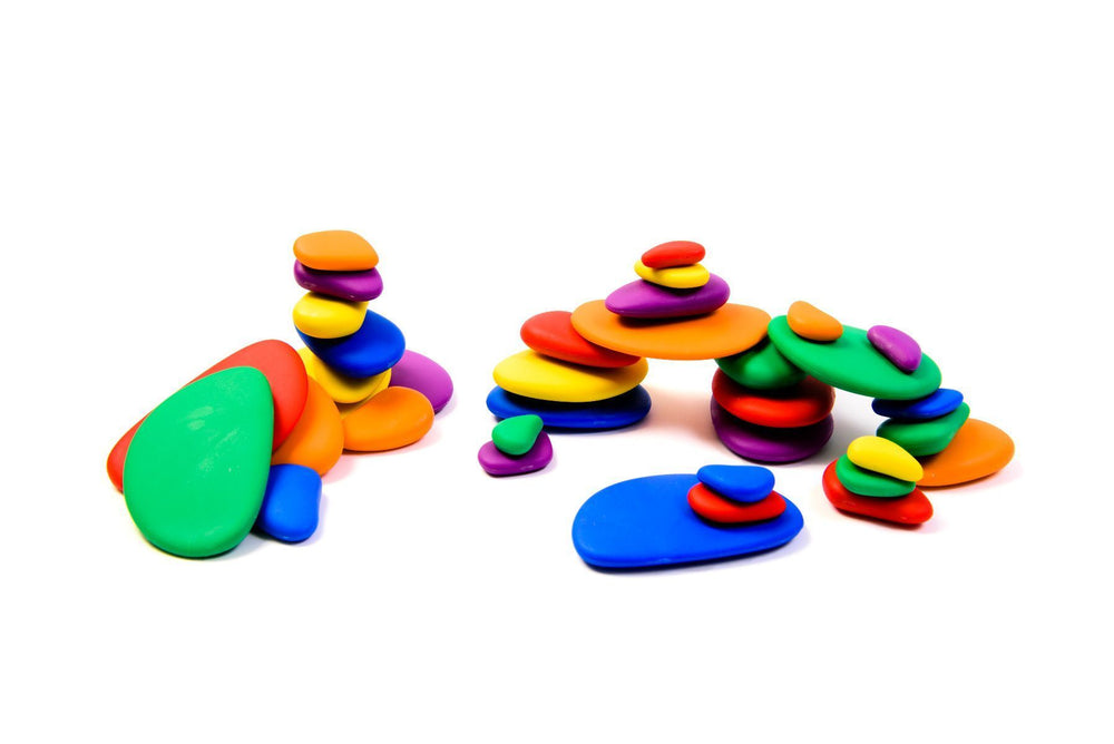 Rainbow Pebbles Activity