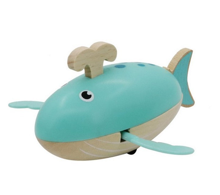 Kaper Kidz - Wind Up Whale Bath Toy