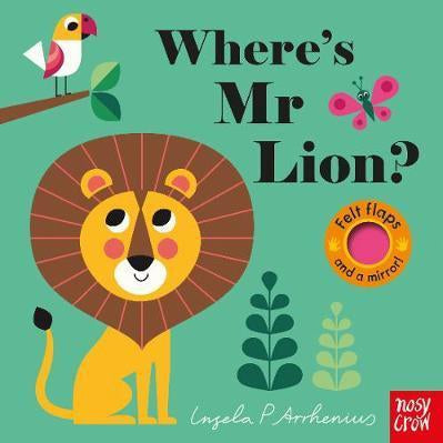 Wheres Mr Lion?
