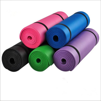 10mm Thick Yoga Mat