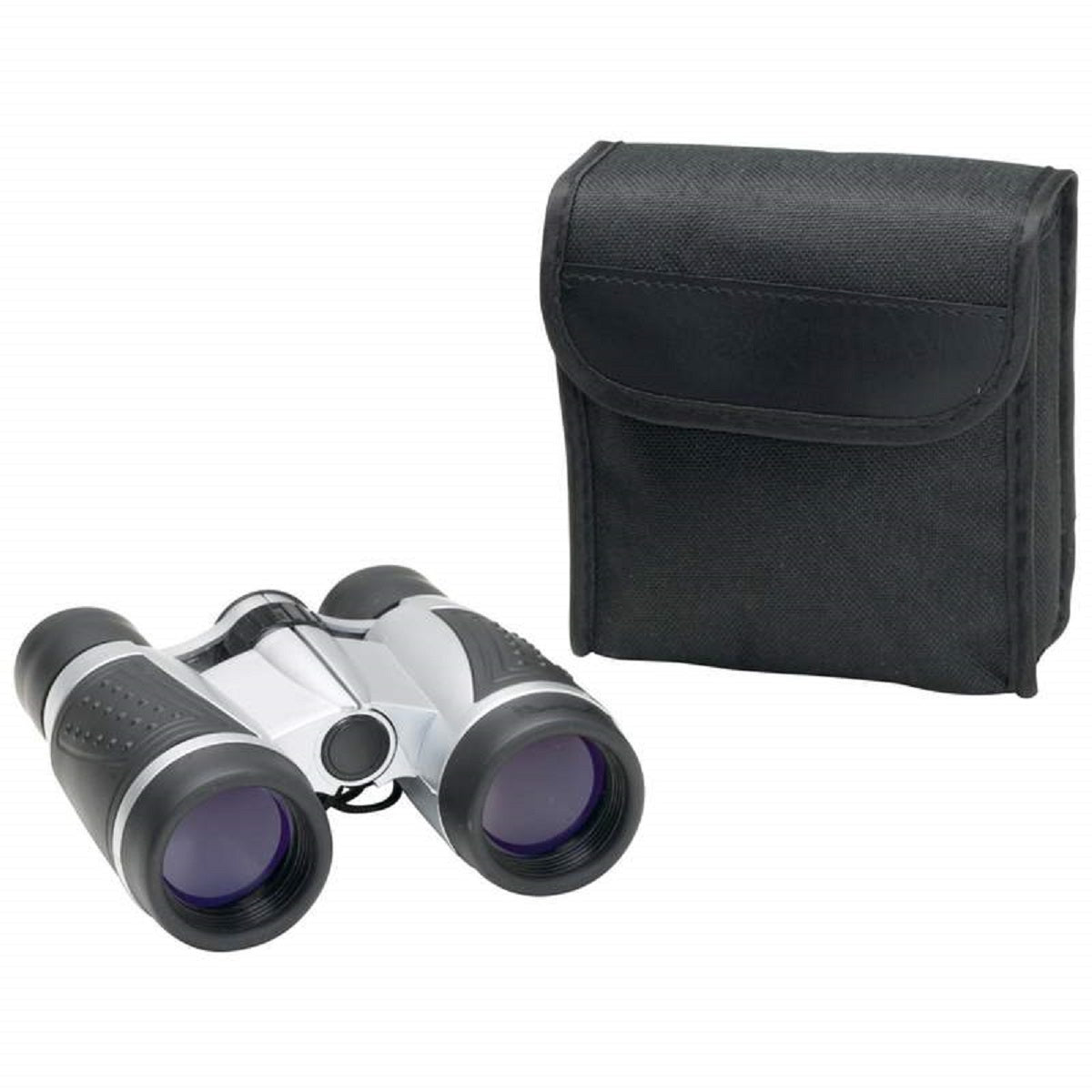 Magnacraft 4x30 & 5X30 High-Powered Binoculars & Carrying Case