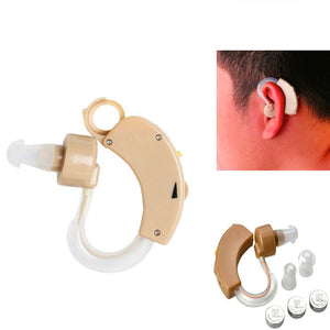 BTE Personal Sound Amplifier Hearing Aid with Protective Case