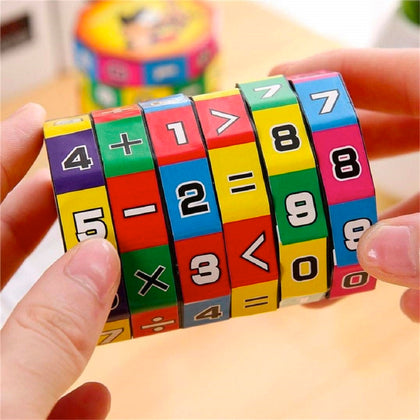Kids Toy Magic Numbers Mathematics Learning Puzzle Calculation - christmasgiftbuy