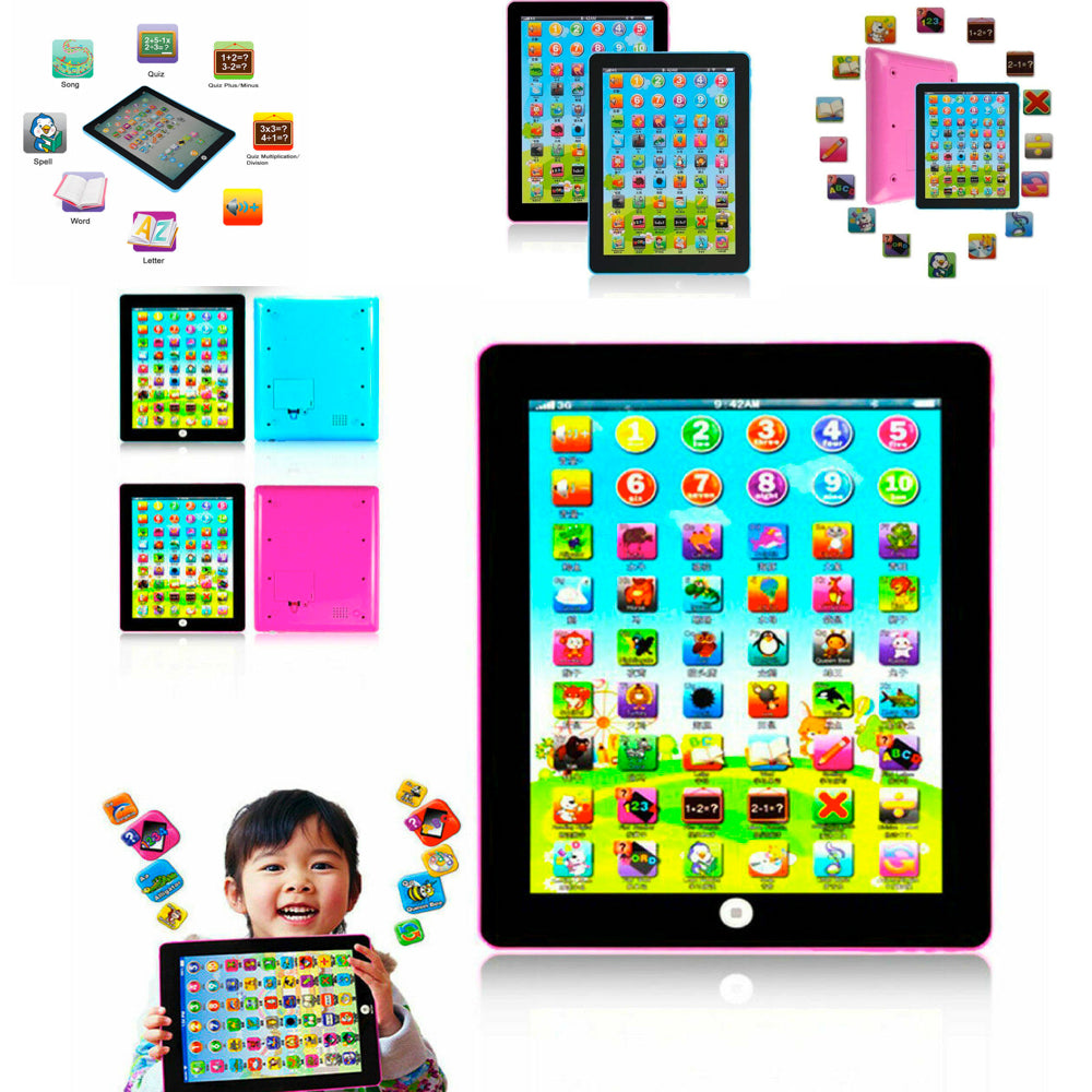 Kids' Fun & Interactive Educational Toy Learning Tablet