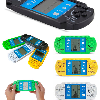 POP Electronic Handheld Classic Video Game Console-All Colors