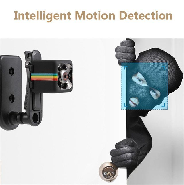 SQ11 Hidden DV DVR Camera