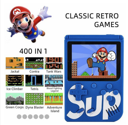 SUP Game Built in 400 Classic Games Mini TV Handheld Video Game Box Console Retro NES 2019 PXP3 - christmasgiftbuy