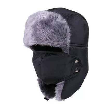 Unisex Maximum-Coverage Winter Trooper Hat - Assorted Colors - christmasgiftbuy