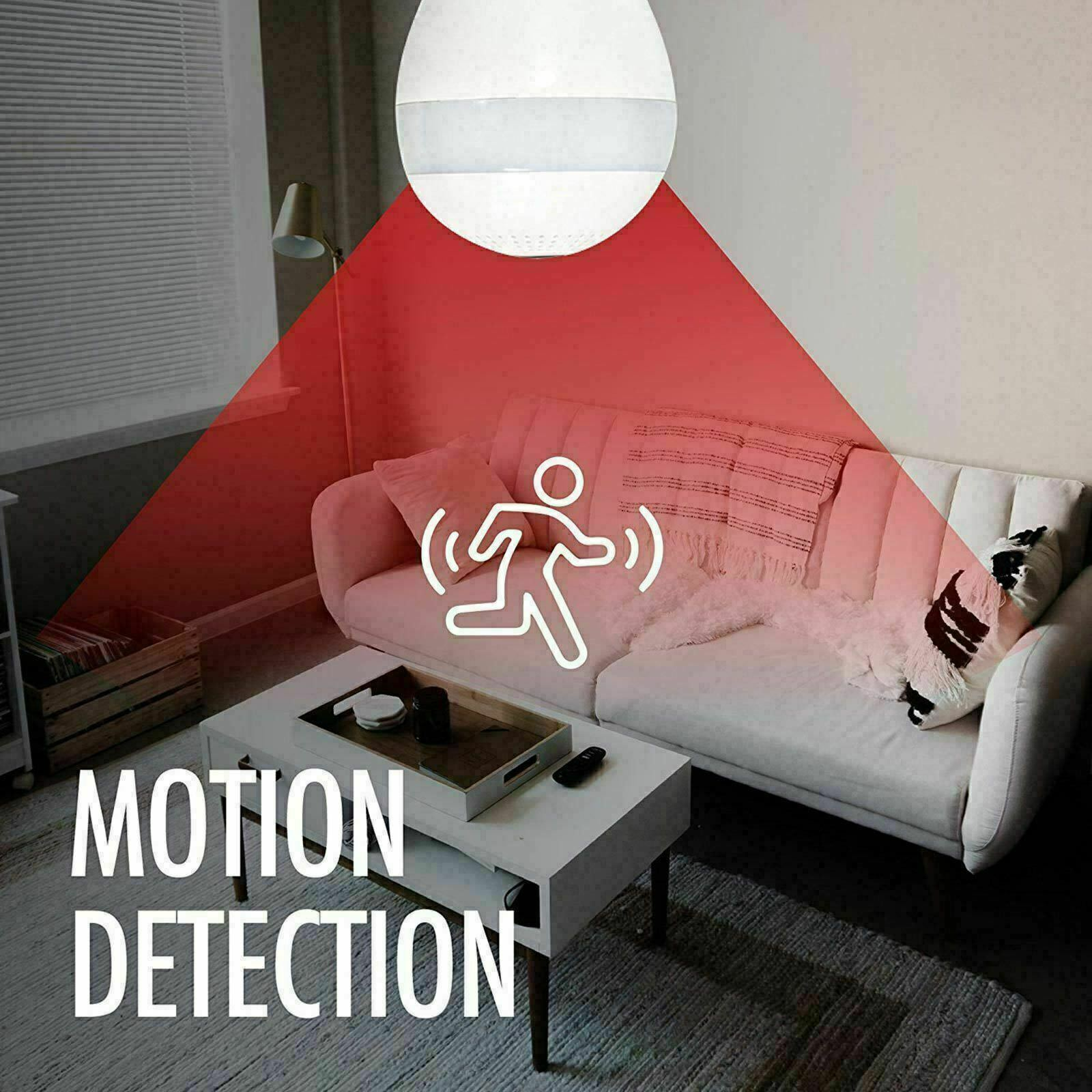 Home Security Lamp