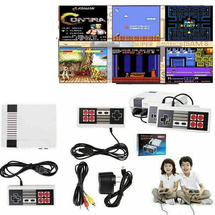 Classic Video Game System with Over 620 Built-In Games Mini Classic HDMI Game Console