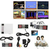 Classic Video Game System with Over 600 Built-In Games Mini Classic HDMI Game Console