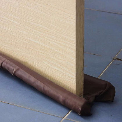 Energy-Saving Twin Under-Door Draft Guard - christmasgiftbuy