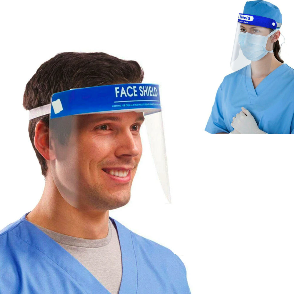 Splash Proof Protection Visor Face Shield