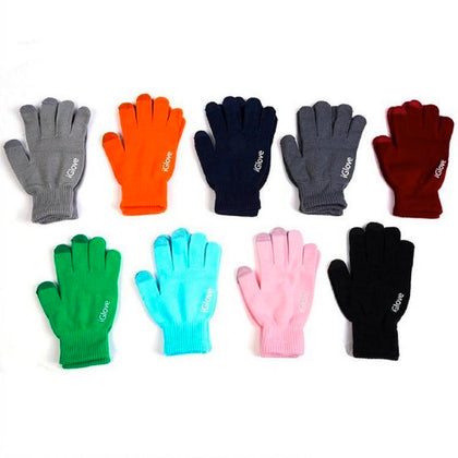 iGlove Unisex Capacitive Touchscreen Gloves