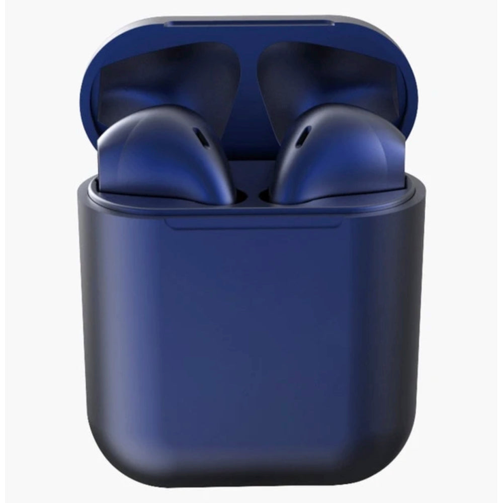 Rubber Matte Wireless Earbuds and Charging Case Updated Version