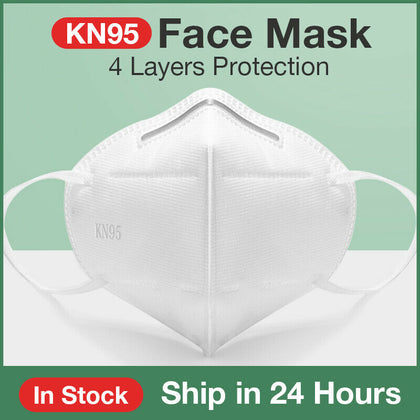 KN95 Protective Respirator Face Mask - christmasgiftbuy