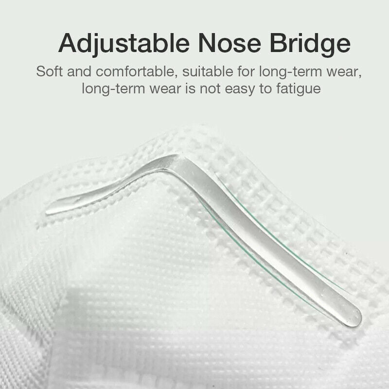kn95 protective respiratory breathing face mask