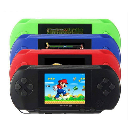 PXP3 Portable Handheld Video Game System with 150+ Games - All Colors - christmasgiftbuy
