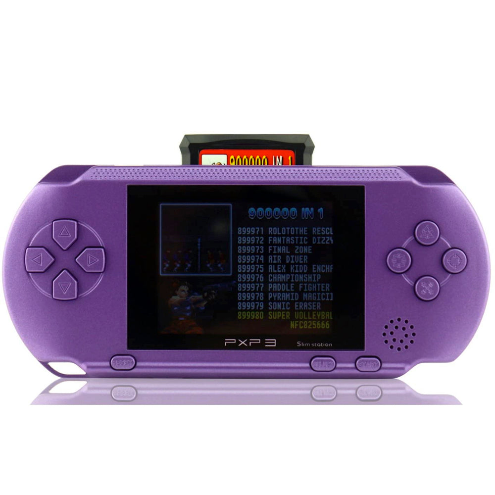 PXP3 Portable Handheld Video Game