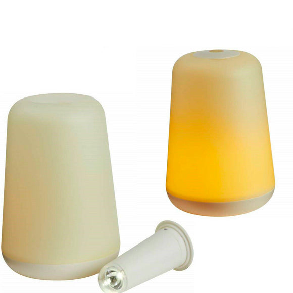 Essential Led Accent Battery Operated Table Lamp Flashlight
