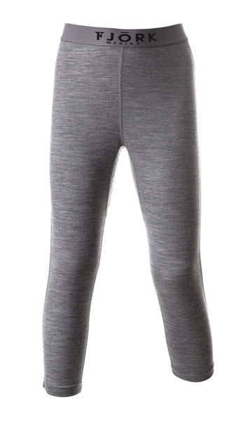 "Boys Legs ""Saas-Fee Grey"" 210G."