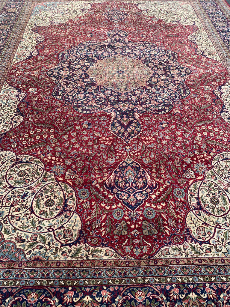 Antique Oriental Rug 1