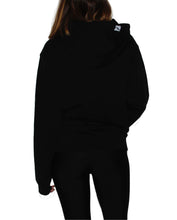 Load image into Gallery viewer, T&C Black Logo Hoodie